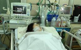 Tình tiết rợn người vụ chồng chém vào bụng vợ khiến rơi con ra ngoài